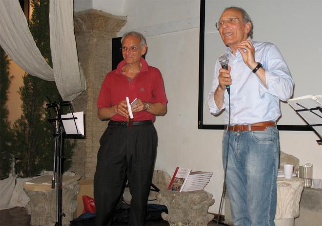 Paolo Spirito e Fernando Ferrigno AnniZeri