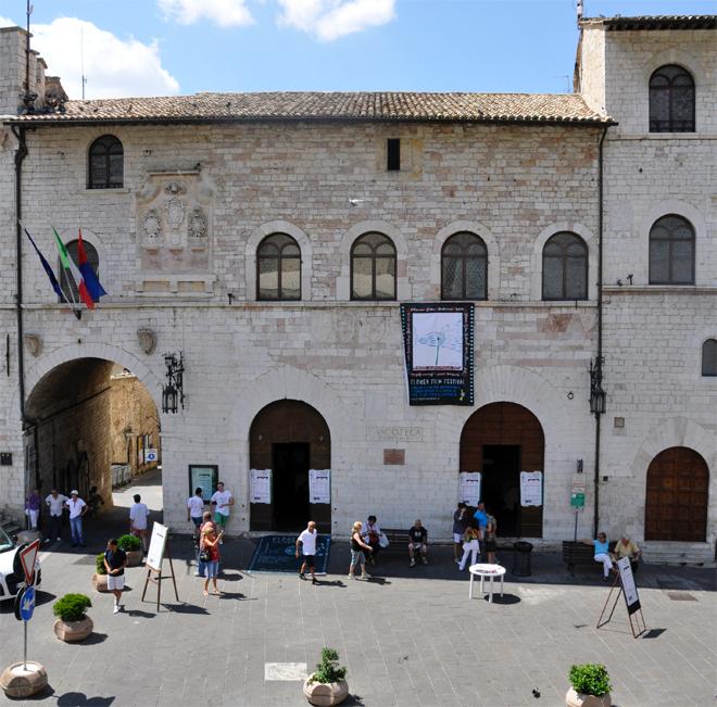 Ex Pinacoteca Piazza del Comune