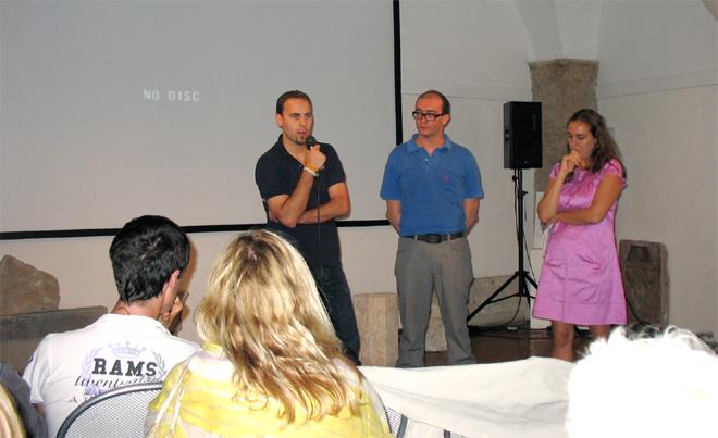 Mauro Rubeo e Pietro Pelliccione