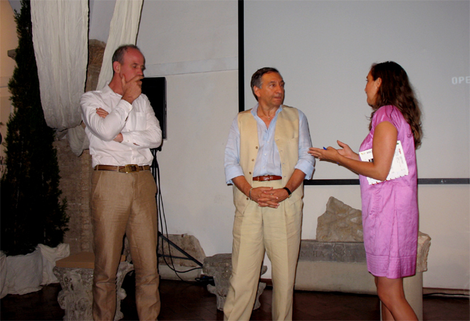 Manfred Manera Piero Verni Odetta Ciancarelli